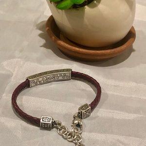🎀Brighton leather bracelet